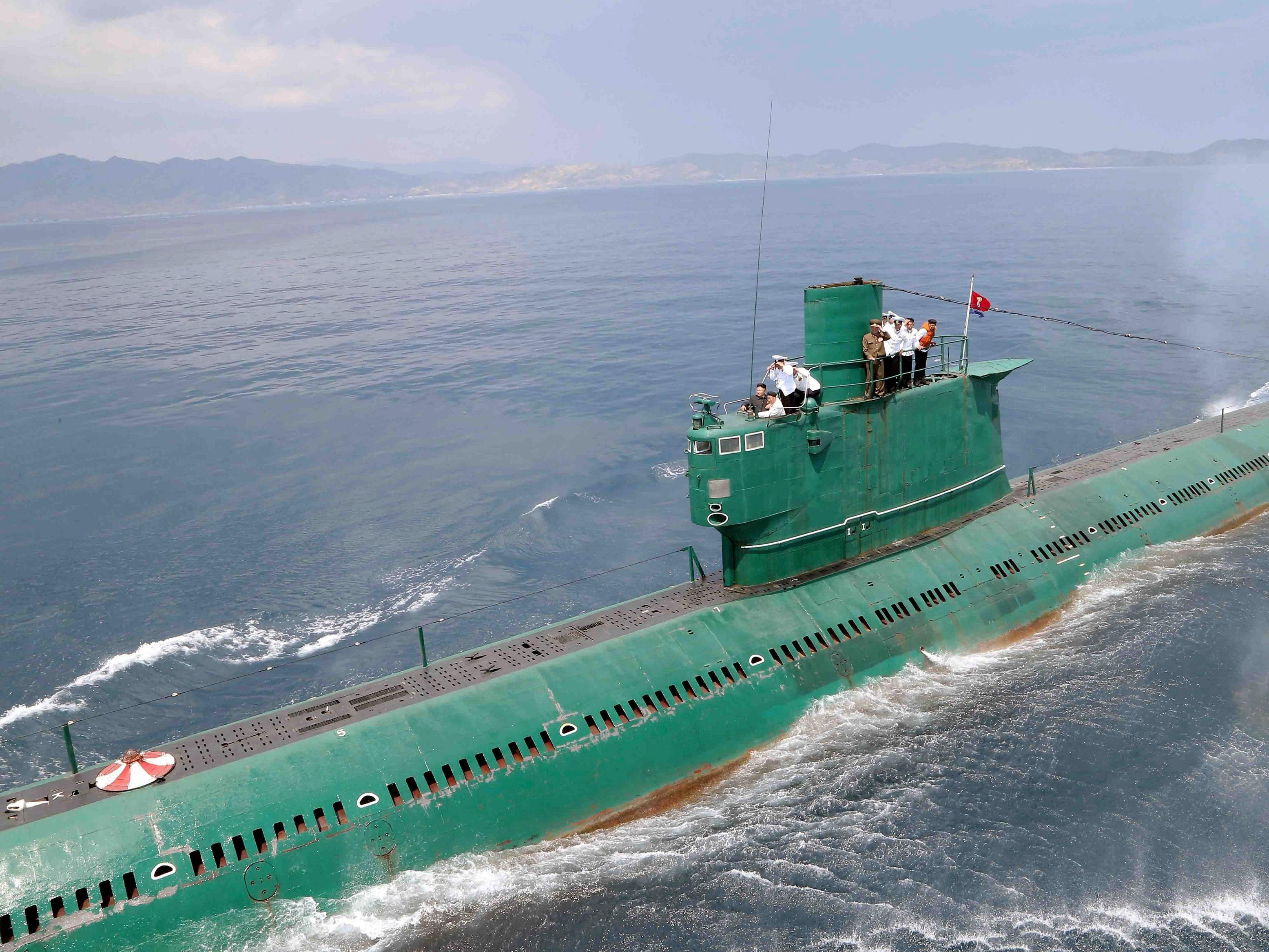 Here's why North Korea's decrepit submarine force still freaks out the South