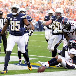 San Diego Chargers tight end Antonio Gates suspended first 4 games of 2015 season