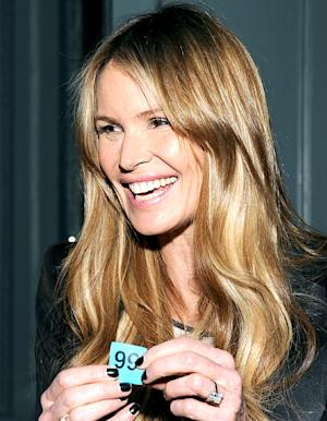 Elle Macpherson Flashes Engagement Ring From Billionaire Jeffrey Soffer