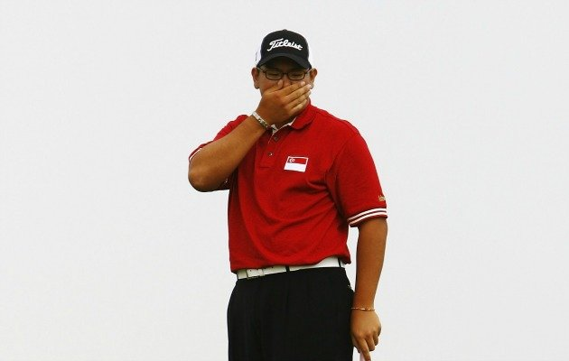 Choo Tze Huang turned professional last year (Getty Images)