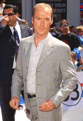 Michael Keaton at the Hollywood premiere of Walt Disney Pictures' Herbie: Fully Loaded