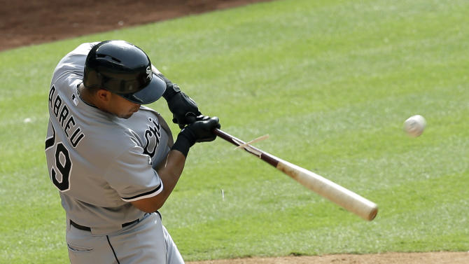 MRI exam on White Sox slugger Abreu negative