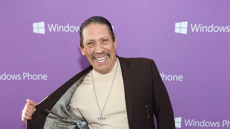 IMAGE DISTRIBUTED FOR MICROSOFT- Danny Trejo is seen at The Microsoft Experience, on Thursday, Dec. 6, 2012 in Venice Beach, Calif. (Photo by Casey Rodgers/Invision for Microsoft/AP Images)