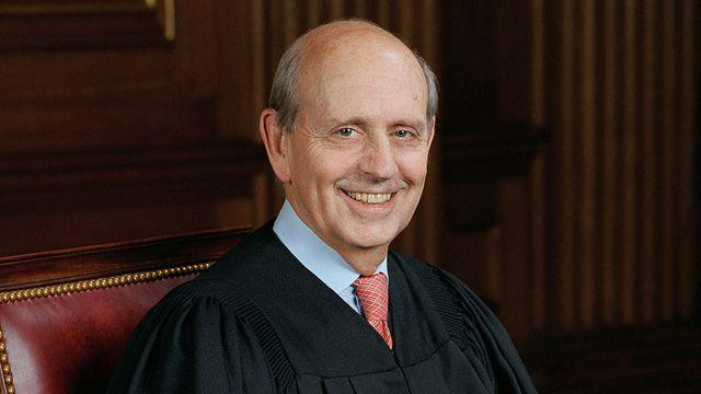 Grapevine: Supreme Court justice robbed for second time
