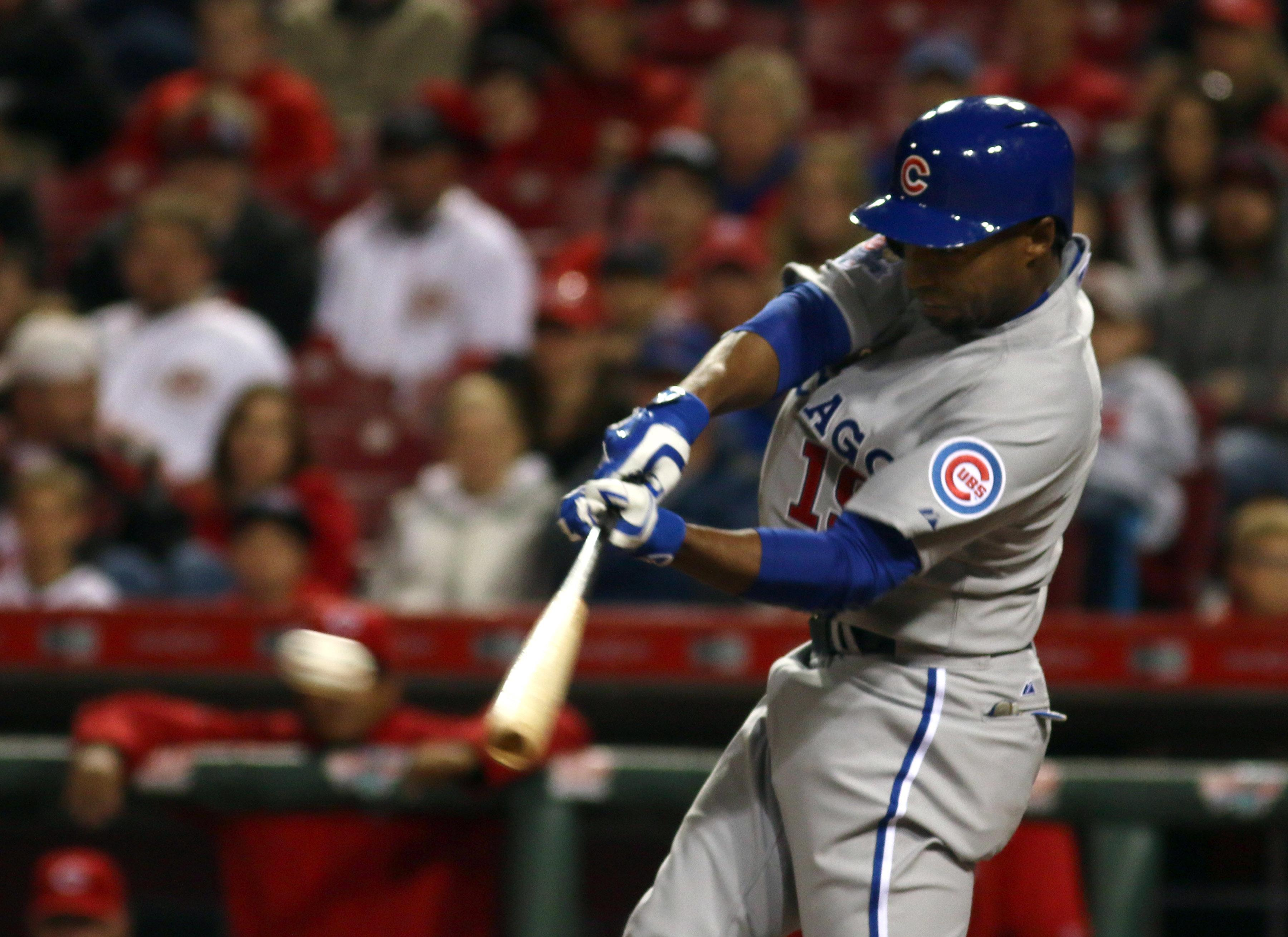 Cubs score 4 times in 11th for 7-3 win over Reds