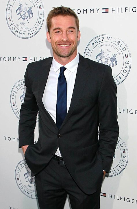 Scott Speedman Hilfiger Evnt