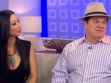 Pete Rose and Fiancée Talk New Reality Show