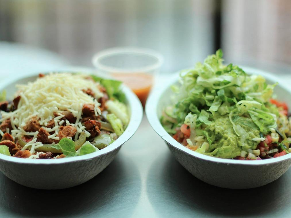 These 40 college campuses are getting Chipotle delivery