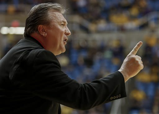Murray leads West Virginia past Radford 72-62