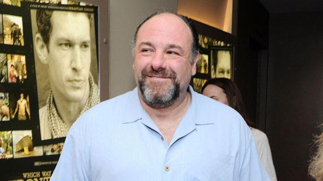 UPDATE: Gandolfini's Remains Back In U.S