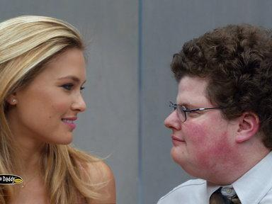 GoDaddy.com: Perfect Match - Bar Refaeli's Big Kiss