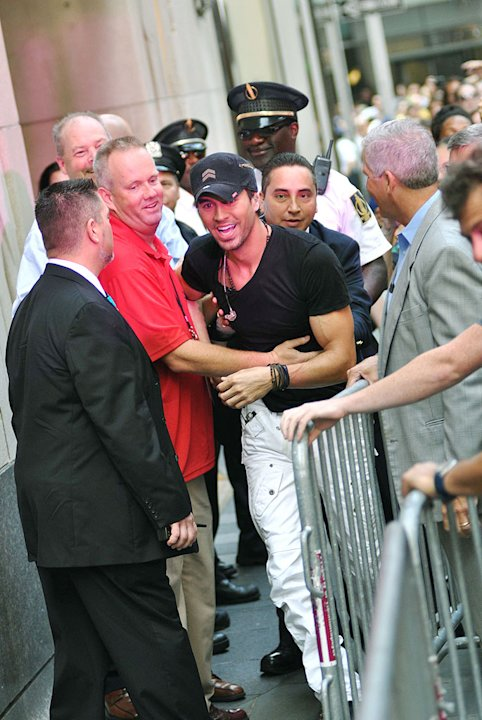 Iglesias Enrique Today Show