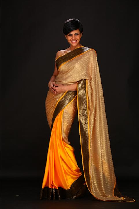 Mandira Bedi - The label