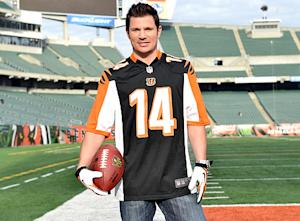 Nick Lachey Kicked Out of Bengals-Chargers Game
