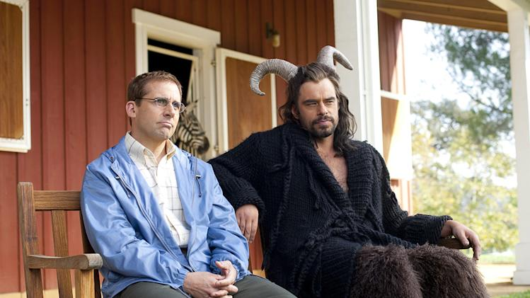 Dinner for Schmucks Paramount Pictures 2010 Steve Carell Jermaine Clement