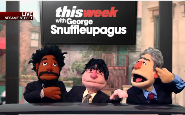 Jon Stewart Investigates What's Wrong with Sesame Street