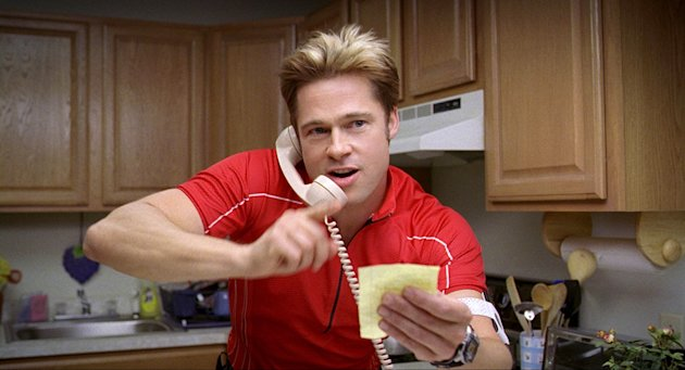 5 Best Brad Pitt Performances AP Gallery Burn After Reading