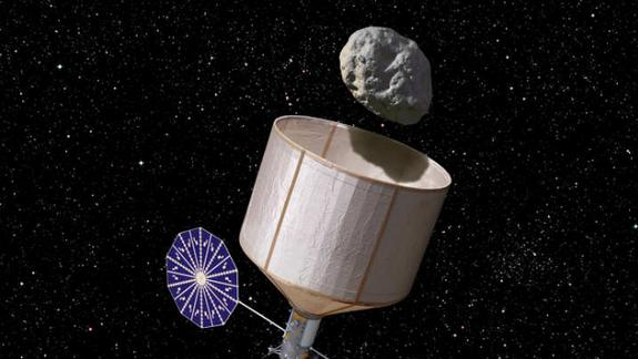Capturing an Asteroid: How NASA Could Do It