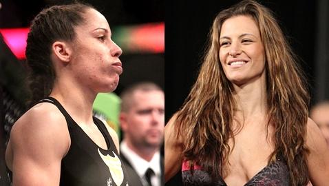 Liz Carmouche vs. Miesha Tate Added to UFC on Fox 8 Main Card