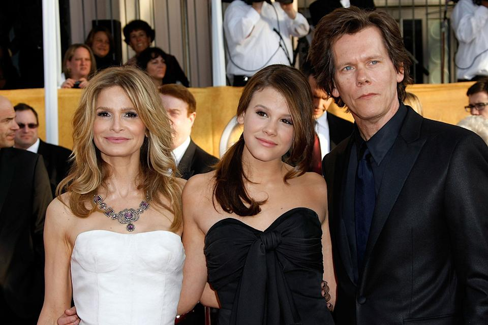 SAG Awards 2009 Kyra Sedgwick Kevin Bacon