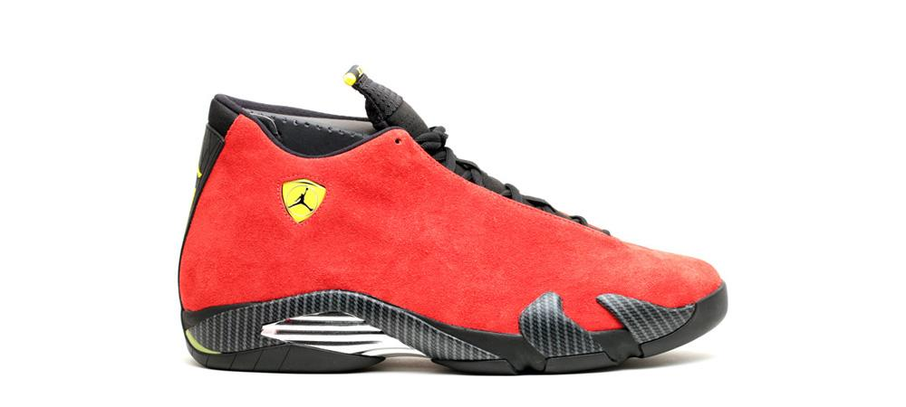 These Are the 10 Best Air Jordan XIV Colorways Ever