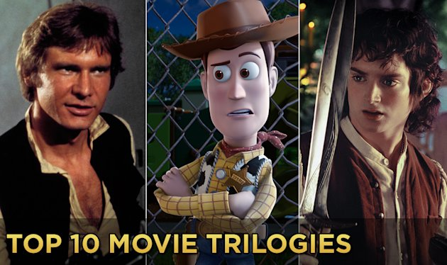 Movie Trilogies of All-Time