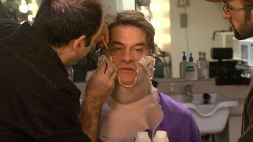 WATCH: Dr. Oz's Shocking Fat Suit Transformation