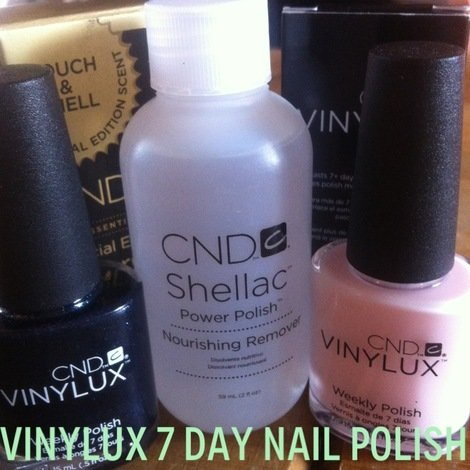 CND Vinylux Review: 7 Day Nail Polish