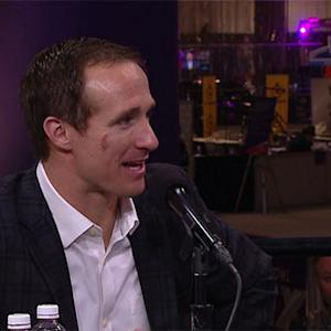 Boomer & Carton: Drew Brees on his career