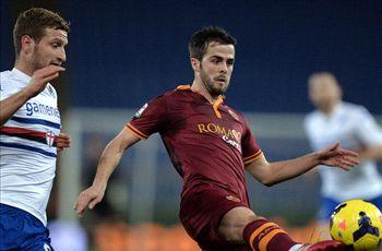Roma 3-0 Sampdoria: Destro double sees hosts emerge victorious