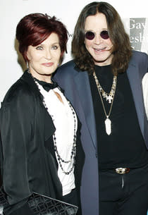 Sharon Osbourne and Ozzy Osbourne | Photo Credits: Joe Kohen/FIlmMagic