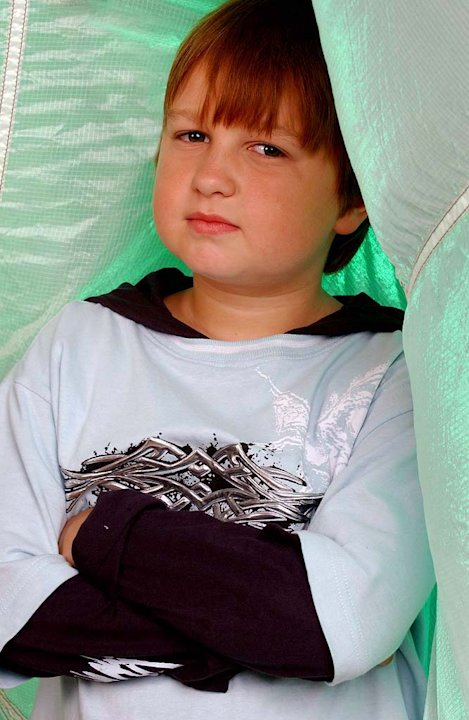 Angus T. Jones stars as Jake in Two and a Half Men. 