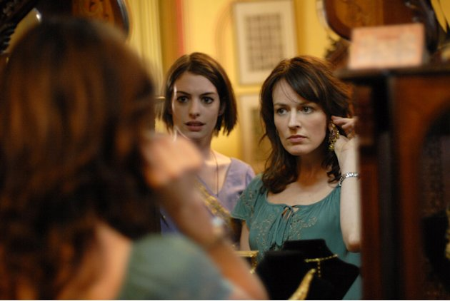 Anne Hathaway Rosemarie DeWitt Rachel Getting Married Production Stills Sony Pictures Classics 2008