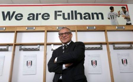 Soccer - Barclays Premier League - Fulham Press Conference - Felix Magath Unveiling - Craven Cottage