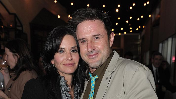 Courtney Cox, David Arquette