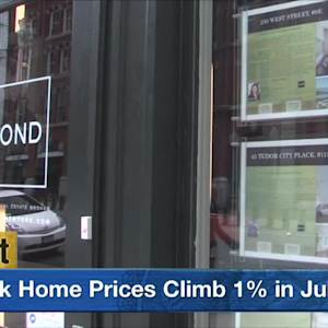 U.S. Home Price Increases Slow Everywhere But New York City