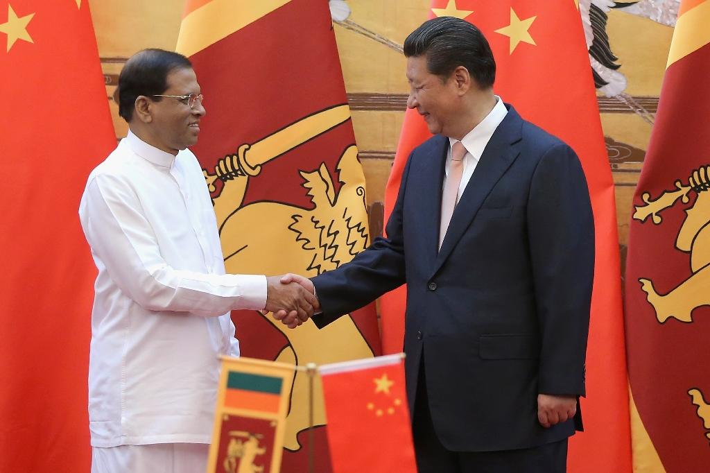 Sri Lanka says no deal to restart Chinese port project