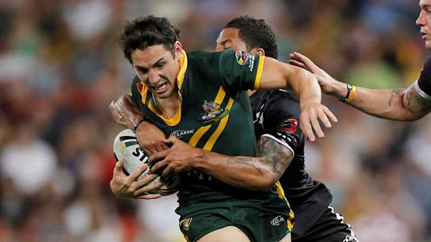 Australia&#39;s Billy Slater