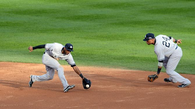 New York Yankees v Detroit Tigers - Game Four