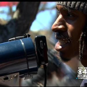 Boston Activists Protest Death Of Baltimore's Freddie Gray