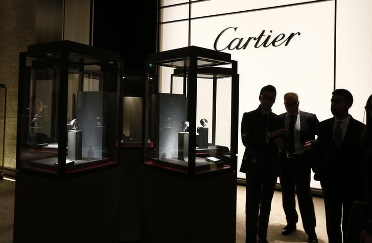 Richemont not planning further price changes for now