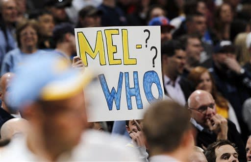 Anthony flops in Knicks' 117-94 loss to Nuggets
