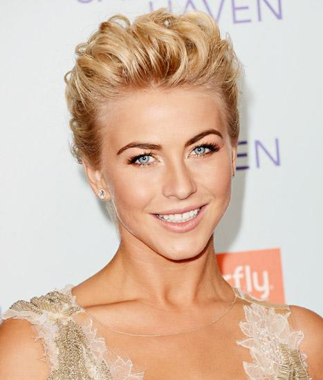 Julianne Hough's Makeup at the Safe Haven Premiere: All the Details