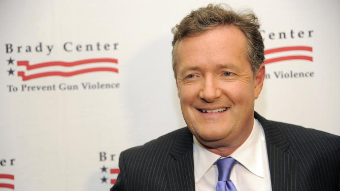 CNN says Piers Morgan's talk show is ending