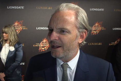 Francis Lawrence at the Cannes Film Festival