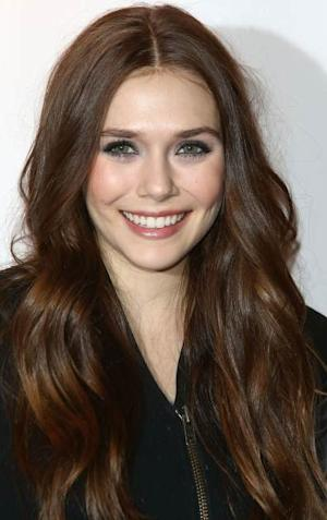 Elizabeth Olsen attends the Elle Style Awards at Savoy Hotel on February 11, 2013 in London -- Getty Images