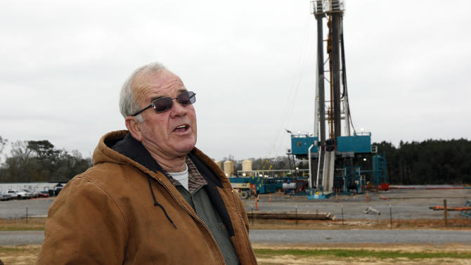 Shale brings high hopes in Mississippi, Louisiana