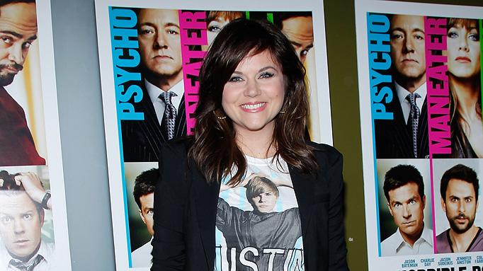 Horrible Bosses 2011 NY screening Tiffani Thiessen
