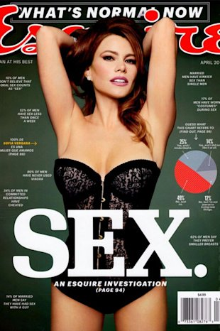 Portada Sofia Vergara Esquire