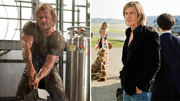 Chris Hemsworth Blog